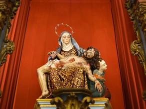 Nossa Senhora da Piedade: a imagem de Mãe que nos leva ao Filho
