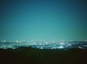 高尾山だからできる「ナイトハイク」という新しい方法で、夜トレッキングの面白さを知った