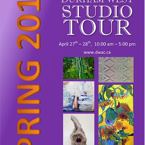 Durham West Studio Tour