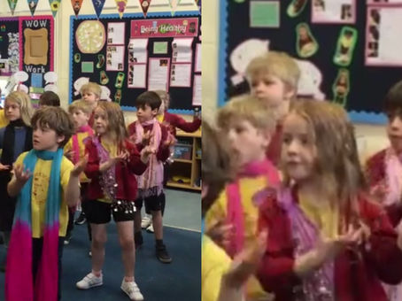 Year 2 goes to India !