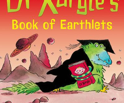 Story time with Miss Wrixon - Dr Xargle's Book of Earthlets