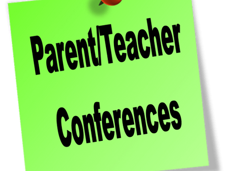 Parent - Teacher Conference Information