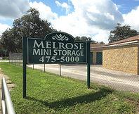 North Melrose Self Storage Dandk Organizer
