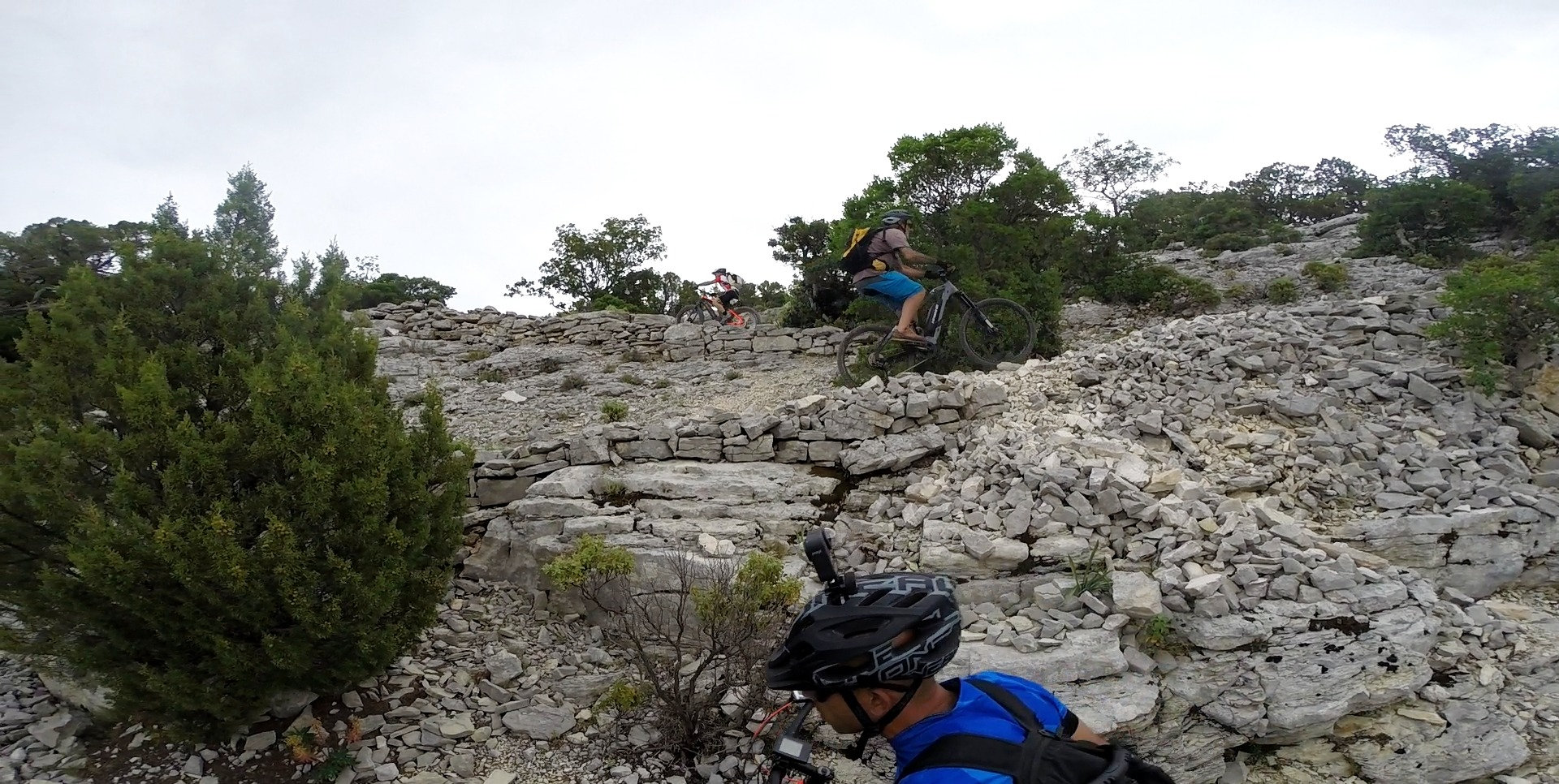 GUIDED daily eMtb tours