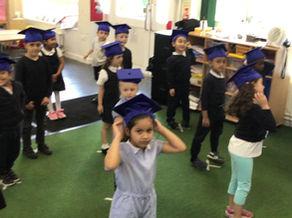 Reception Graduation!