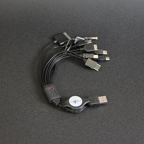Universal Cell Phone Charger Cable