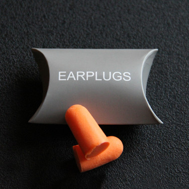 Hotel Earplugs
