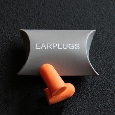 Hotel Earplugs