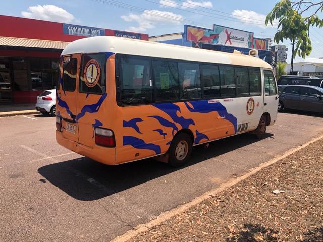 Bus Wrap 2019