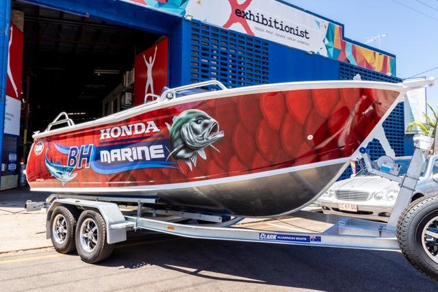 Boat Wrap 2019