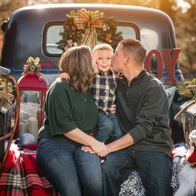 Family Holiday Photographer HudsonValley NY
