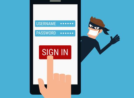 Cybersecurity Best Practice Series: Passwords
