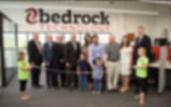 Grand opening of Bedrock Technology headquarters in Pennsylvania