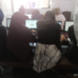ICT class for National O Level