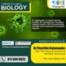 Biology Class post 1 - chirath fonseka.j