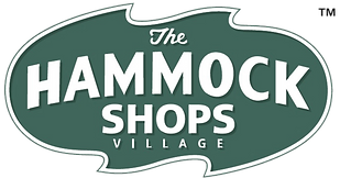 The Hammock Shops Village Logo - Pawley Island Shopping