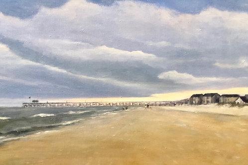 Kelly Atkinson  - A Walk on Pawleys Island