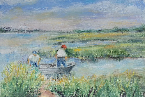 Nancy Van Buren - Marsh Harvest