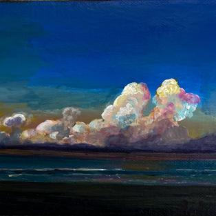 Summer Clouds by Debayana Bhettachayu