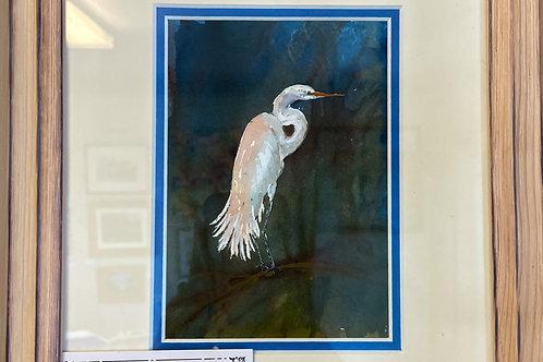 Pawleys Egret