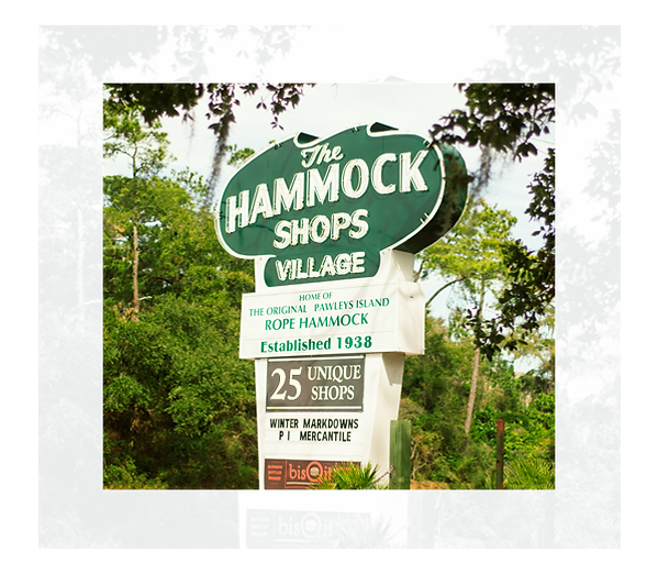 Hammock Shops in Pawleys Island SC