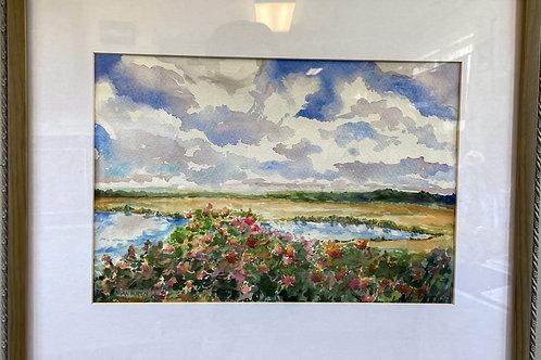 Marsh Roses