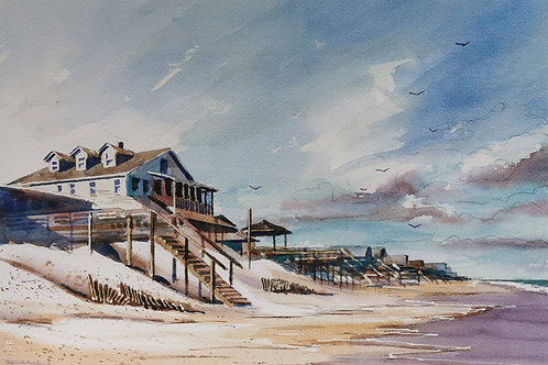 Gary Johnston - Beach Front
