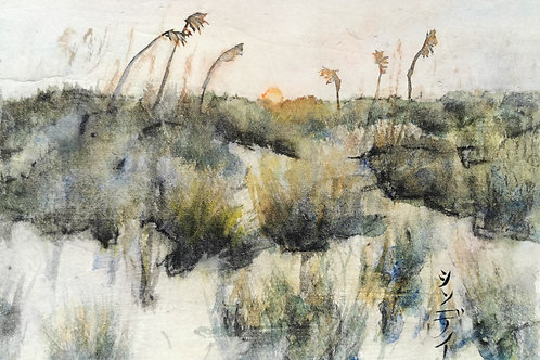 Cindy Silvers - Evening Dunes