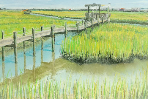 Dan Kraus - Tides of Marsh