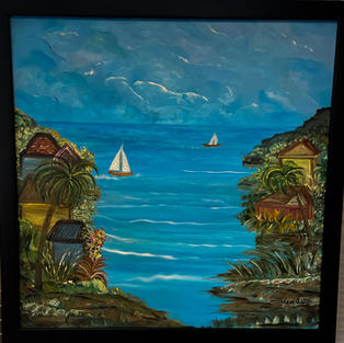 Sea Watch by Sarah Credito