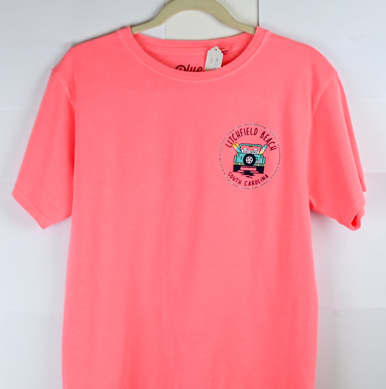 Beach Jeep Shirt
