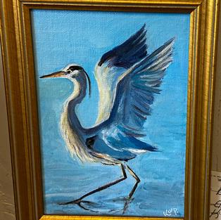 Bird Dance by Kwynn Patrick