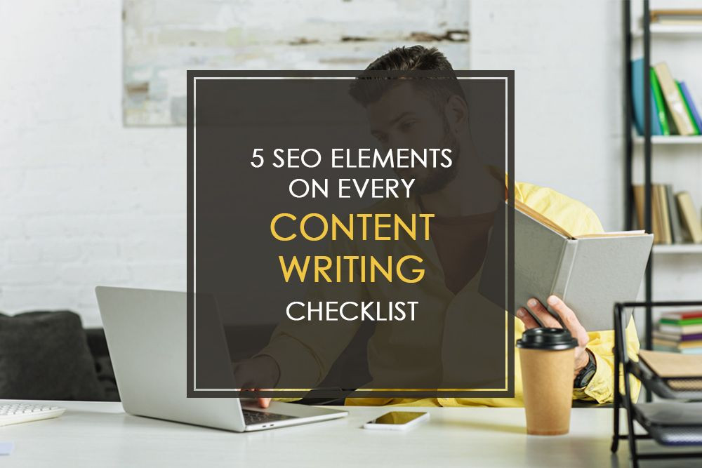 Aside from ensuring content substance, every content marketer must utilize these five SEO elements as integral part of their content writing services.