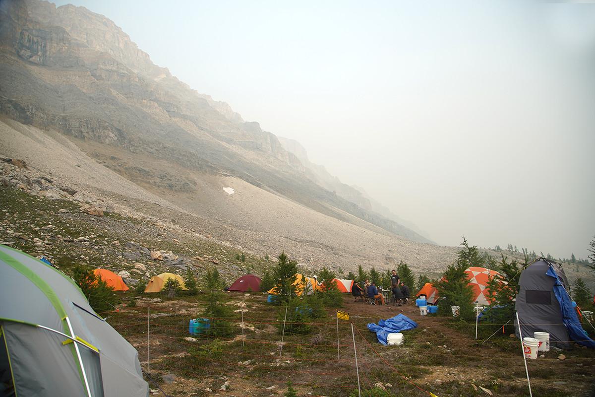 ROM camp