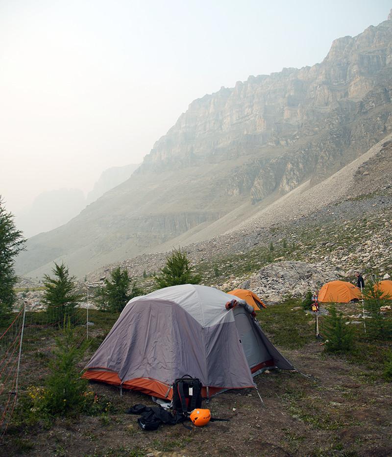 Crew camp