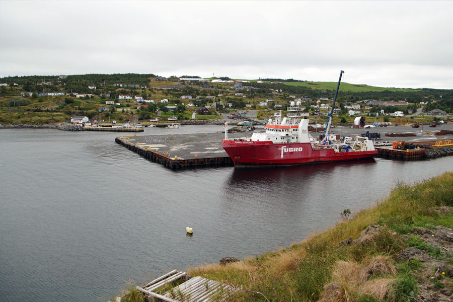 Bay Bulls Harbour, Newfoundland