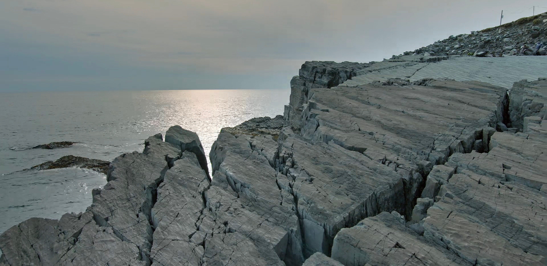 Mistaken Point Nature Reserve, Newfoundland