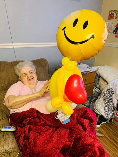 Nursing homes all around the globe are super excited to receive their buddy!