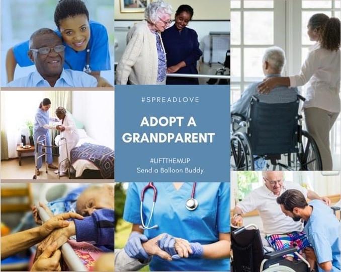 Adopt-A-Grandparent International Campaign