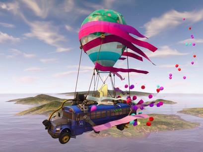 Período de festas no Fortnite! Confira as recompensas do aniversario do game e dos 14 dias de verão