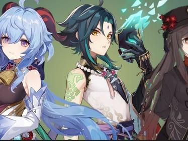 Genshin Impact: Próximo ritual das lanternas vai trazer skins pra Xiao, Ganyu e Nigguang.