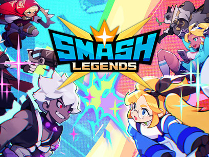 Smash Legends: Guia para iniciante, dicas, truques e estratégias para começar bem no jogo.