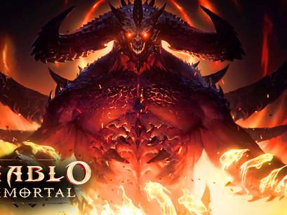 Diablo Immortal: Game em português, microtransações. Confira as novidades reveladas na Blizzconline