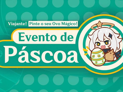 Genshin Impact: Evento de páscoa vai distribuir 35mil gemas para os jogadores. Veja como participar!
