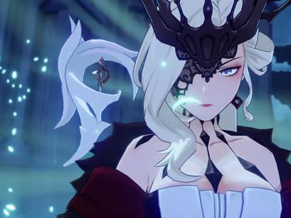 Genhin Impact: Gameplay completa de La Signora como boss semanal é revelada.