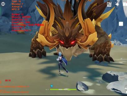 Genshin Impact: Gameplay Yanfei e ult Eula, novas imagens do novo boss, e novos artefatos.