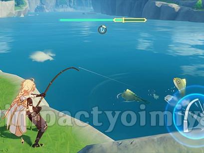 Genshin Impact: Veja como vai funcionar o sistema de pesca que chega na atualização 2.1.