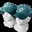 Thumbnail: Batic Cap & Fisherhat