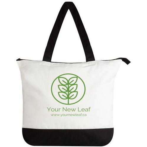 YNL Tote Bag - Canvas Zip