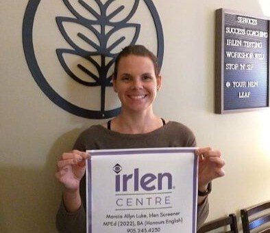 YNL Becomes a Satellite Office for Marcia's Irlen Screening & Assessment Centre!